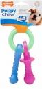 Nylabone flexible puppy teething pacifier